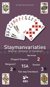 Staymanvariaties - Bep Vriend - ISBN: 9789491761157