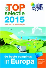 De beste campings in Europa 2015 - ISBN: 9781909057739