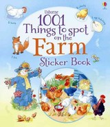 1001 Things To Spot On The Farm Sticker Book - Doherty, Gillian - ISBN: 9781409577577