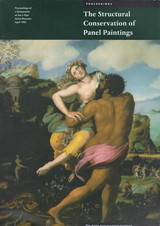 Structural Conservation Of Panel Paintings - Proceedings Of A Symposium At The J. Paul Getty Museum, April 1995 - Dardes, . - ISBN: 9780892363841