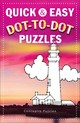 Quick & Easy Dot-to-dot Puzzles - Conceptis Puzzles - ISBN: 9781454912019