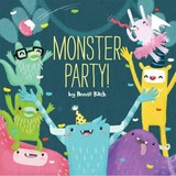Monster Party! - Bach, Annie - ISBN: 9781454910510