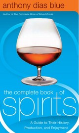 The Complete Book Of Spirits - Blue, Anthony Dias - ISBN: 9780060542184