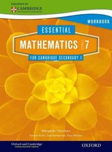 Essential Mathematics For Cambridge Lower Secondary Stage 7 Work Book - Winters, Paul; Kivlin, Patrick; Pemberton, Sue; Thornton, Margaret - ISBN: 9781408519844