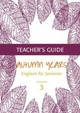 Teacher's Guide, Advanced - ISBN: 9783938267356