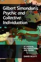 Gilbert Simondon's Psychic And Collective Individuation - Scott, David - ISBN: 9780748654499