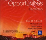 Opportunities Elementary Global Class Cd 1-3 - ISBN: 9780582770959