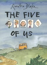 Five Of Us - Blake, Quentin - ISBN: 9781849763042