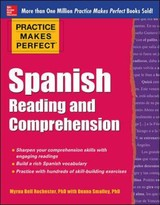 Practice Makes Perfect Spanish Reading And Comprehension - Smalley, Deana; Rochester, Myrna Bell - ISBN: 9780071798884