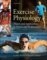 Exercise Physiology: Theory And Application To Fitness And Performance - Powers - ISBN: 9780073523538