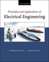 Principles And Applications Of Electrical Engineering - Kearns, James; Rizzoni, Giorgio - ISBN: 9780073529592