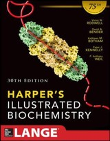 Harpers Illustrated Biochemistry - Rodwell, Victor W.; Bender, David; Botham, Kathleen M.; Kennelly, Peter J.; Weil, P. Anthony - ISBN: 9780071825344