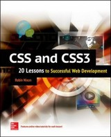 Css & Css3: 20 Lessons To Successful Web Development - Nixon, Robin - ISBN: 9780071849968