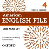 American English File: 4: Class Cd - Latham-koenig, Christina/ Oxenden, Clive - ISBN: 9780194775649