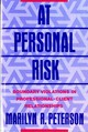 At Personal Risk â Boundary Violations in ProfessionalâClient Relationships - Peterson, Marilyn R. - ISBN: 9780393710526