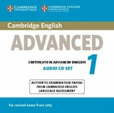 Cambridge English Advanced 1 For Revised Exam From 2015 Audio Cds (2) - ISBN: 9781107668041