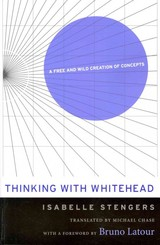 Thinking With Whitehead - Stengers, Isabelle - ISBN: 9780674416970