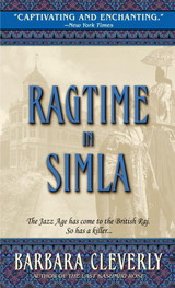 Ragtime In Simla - Cleverly, Barbara - ISBN: 9780440242239