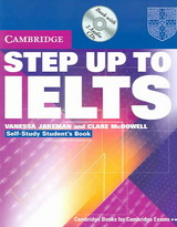 Step Up To Ielts Self-study Pack - Mcdowell, Clare; Jakeman, Vanessa - ISBN: 9780521533027