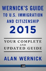 United States Immigration And Citizenship - Wernick, Allan - ISBN: 9781941286173
