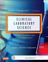Linne & Ringsrud's Clinical Laboratory Science - Turgeon, Mary Louise - ISBN: 9780323225458