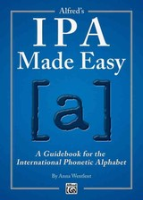 Alfred's IPA Made Easy - Wentlent, Anna - ISBN: 9781470615611