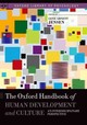 Oxford Handbook Of Human Development And Culture - Jensen, Lene Arnett (EDT) - ISBN: 9780199948550