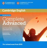 Complete Advanced Class Audio Cds (2) - Haines, Simon; Brook-hart, Guy - ISBN: 9781107644502