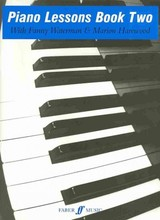 Piano Lessons Book 2 - Waterman, Fanny; Harewood, Marion - ISBN: 9780571502110