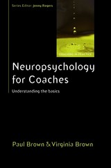 Neuropsychology For Coaches - Brown, Paul - ISBN: 9780335245482