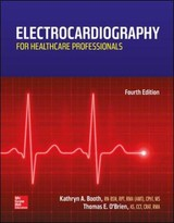 Electrocardiography For Healthcare Professionals - O'Brien, Thomas; Booth, Kathryn - ISBN: 9780078020674