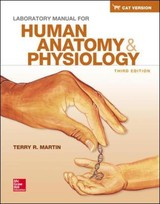 Laboratory Manual For Human Anatomy & Physiology Cat Version - Martin, Terry R. - ISBN: 9780078024306