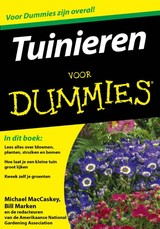 Tuinieren voor dummies - Michael MacCaskey; Bill Marken - ISBN: 9789045350295