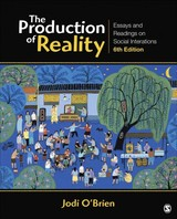 Production Of Reality - O'brien, Jodi - ISBN: 9781452217833