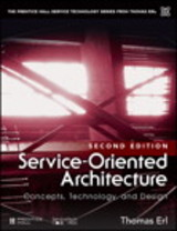 Service-oriented Architecture - Erl, Thomas - ISBN: 9780133858587