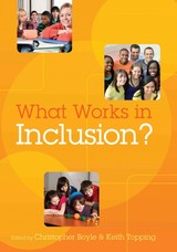 What Works In Inclusion? - Boyle, Chris - ISBN: 9780335244690