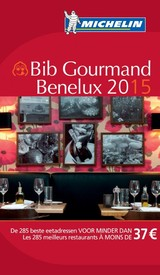 Bib Gourmand Benelux - ISBN: 9782067197091
