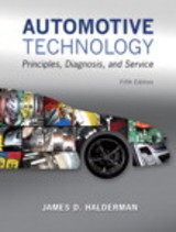 Automotive Technology - Halderman, James D. - ISBN: 9780134009087