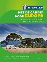 Met de camper door Europa - Michelin; Catherine Brett - ISBN: 9789401422048