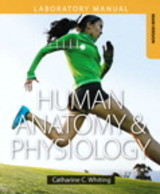 Human Anatomy & Physiology Laboratory Manual - Whiting, Catharine C. - ISBN: 9780133952476