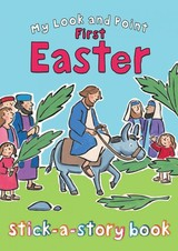 My Look And Point First Easter Stick-a-story Book - Goodings, Christina - ISBN: 9780745964539