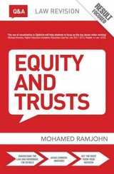Q&a Equity & Trusts - Ramjohn, Mohamed (university Of West London, Uk) - ISBN: 9781138780071