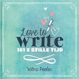 Love to write! - Wilma Poolen - ISBN: 9789033817458