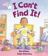 Rigby Star Guided Reception: Lilac Level: I Can't Find It Pupil Book (single) - Atkins, Jill - ISBN: 9780433026440