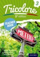 Tricolore 5e Edition: Teacher Book 3 - Mascie-taylor, Heather; Spencer, Michael; Honnor, Sylvia - ISBN: 9781408524251