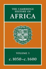 Cambridge History Of Africa - ISBN: 9780521209816