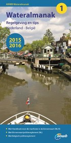 ANWB Wateralmanak 2015/2016. Tl.1 - ISBN: 9789018038311