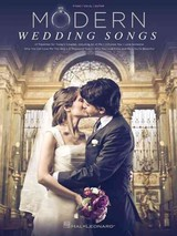 Modern Wedding Songs - Hal Leonard Publishing Corporation (COR) - ISBN: 9781495003431
