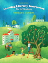 Creating Literacy Instruction For All Students - Gunning, Thomas G. - ISBN: 9780134059792