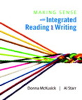 Making Sense With Integrated Reading And Writing - McKusick, Donna/ Starr, Alvin J. - ISBN: 9780134001111